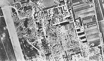 Auswertung Luftbild 1945